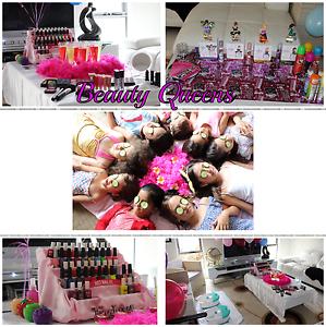 Girls Birthday Pamper Prties Beeliar Cockburn Area Preview