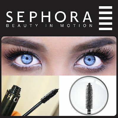 Sephora Mascara Full Action Extreme Effect Mascara Black Full Size 0 47 Oz