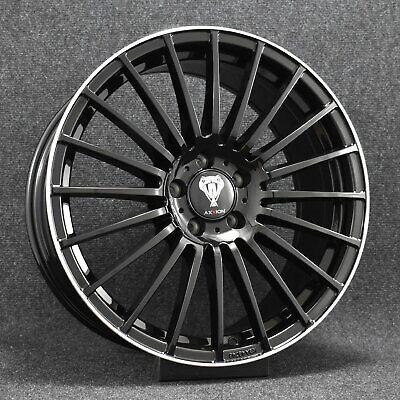 19 Zoll Felgen Axxion AX5 5x112 ET45 BLP Mercedes GLA 45 AMG 4matic 245G