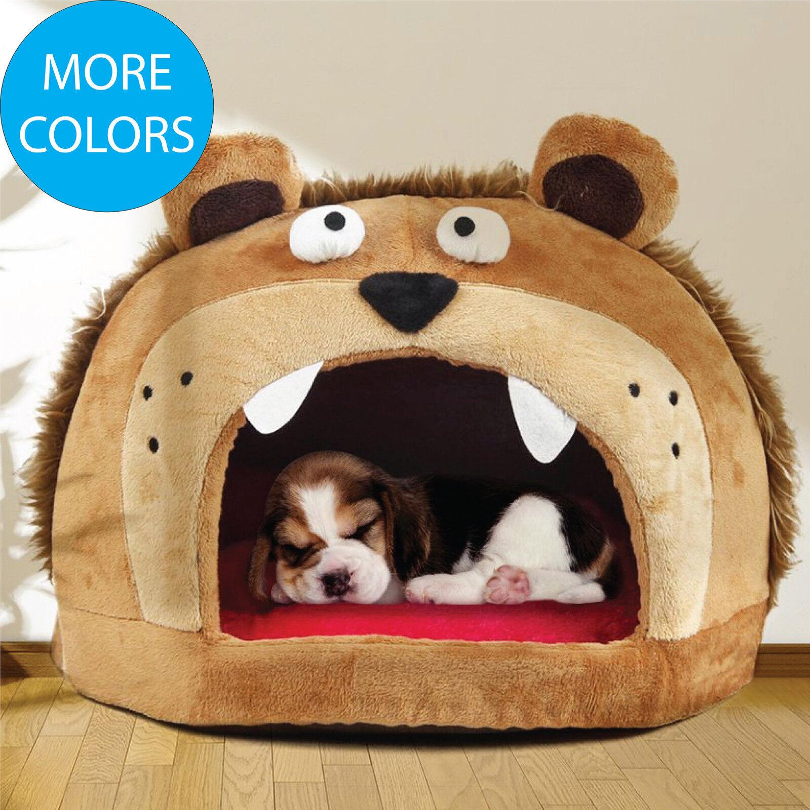 Roar Bear Snuggle Plush Polar Fleece Designer Fashion Pet Do