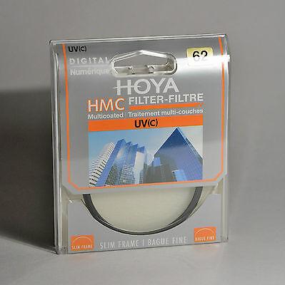 HOYA Filtro UV HMC 62mm versione compact