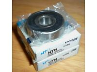 6302-2Z-P BEST QUALITY BEARING MADE BY DUNLOP IN THE EU 15mm x 42mm x 13mm 6302Z