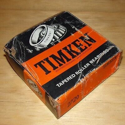 Timken 3.00 Od X 0.75 Width Tapered Roller Bearing Cup Race 2720