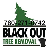 Black Out Tree Removal