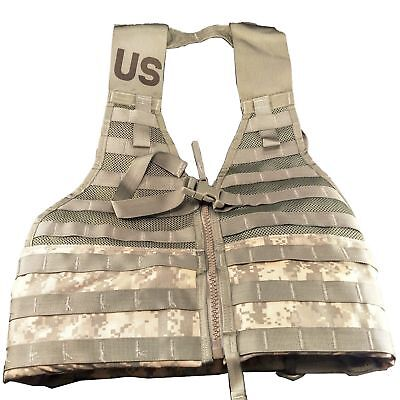ACU Fighting Load Carrier FLC Tactical Vest - New in Bag - US Military MOLLE ()