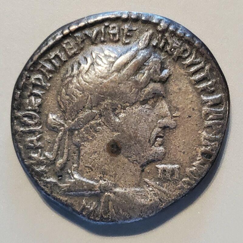 Hadrian Tetradrachm of Mopsus, Celicia - BRITISH MUSEUM ELECTROTYPE