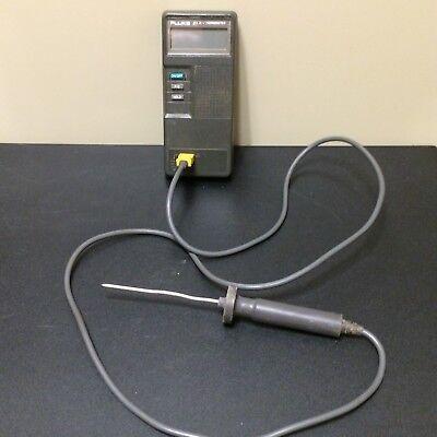 Fluke 51 Kj Digital Thermometer With Probe