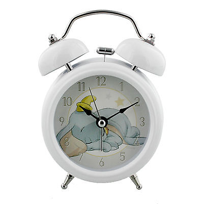DISNEY MAGICAL BEGINNINGS ALARM CLOCK DUMBO SLEEPING DISNEY COLLECTABLE D1279