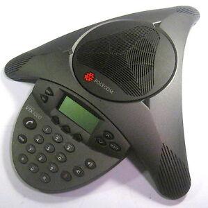 Polycom-Soundstation-VTX1000-conference-phone-1668-07245-601-NO-PSU