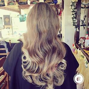 SALE Hair Extensions MOBILE AND In Salon Mooloolaba Maroochydore Area Preview