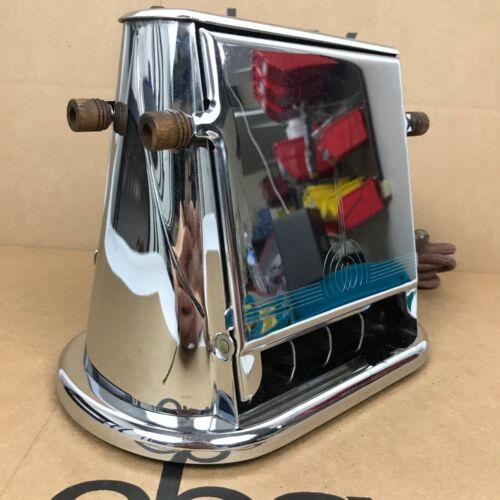 Vintage Samson Flip Side 2 Slice - Toaster No 5353 - w/ Cord 3.D3
