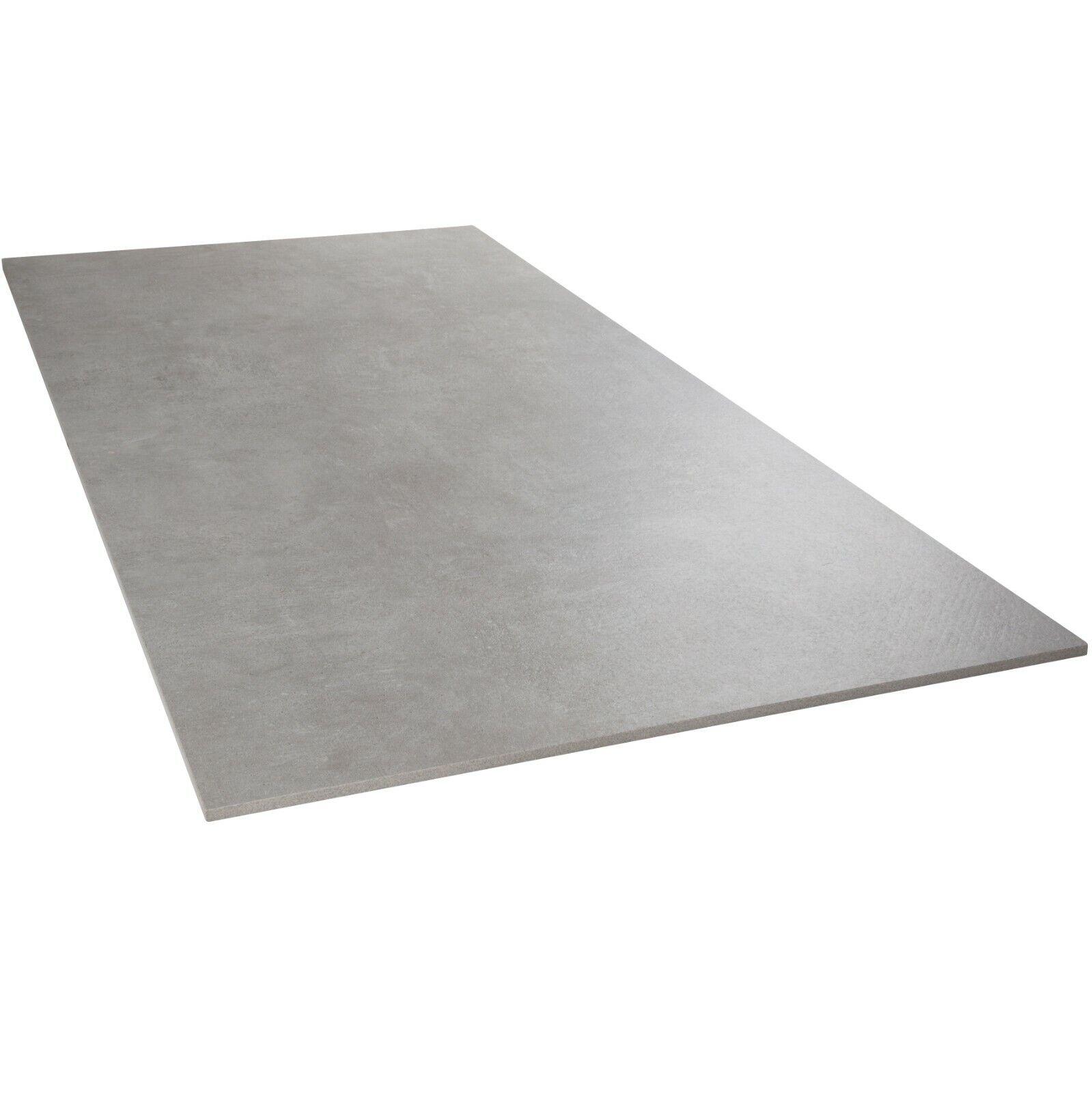 25,90€/ m² Arctec 60x120 cm Bodenfliese silver matt Betonoptik Feinsteinzeug 1.W