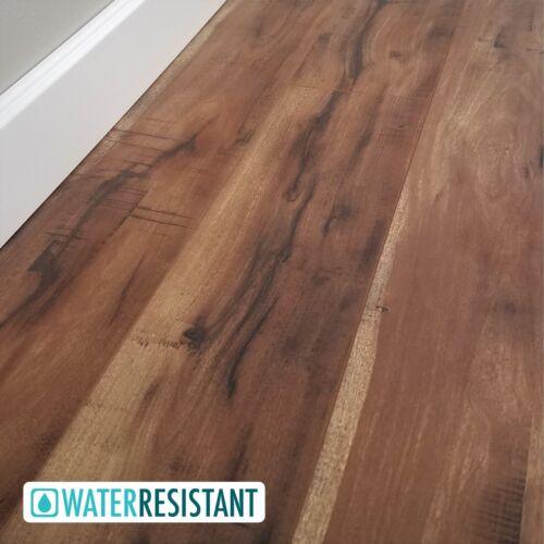 Beautiful Sawmilled Acacia Laminate Flooring by the Case - Barnum 12mm