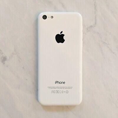 Apple iPhone 5c - 32GB - White (Unlocked) A1532 (CDMA + GSM) Very Good Condition