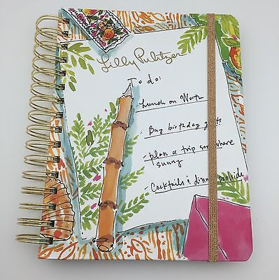 Lilly Pulitzer To Do Planner (perpetual)