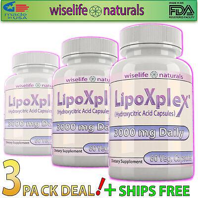 3X LIPOXPLEX Thermogenic Fat Burner Appetite Suppressant for Women Best (Best Appetite Suppressant Thermogenic)