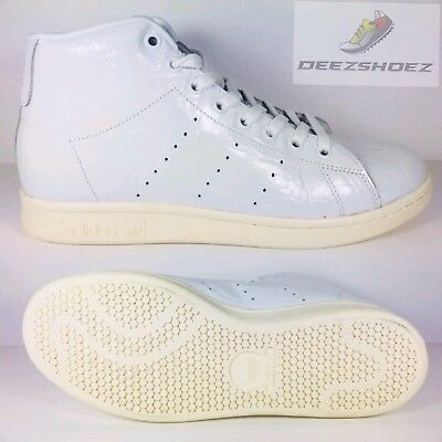 hot sale online 25ea0 f77fc Adidas Stan Smith Sneakers Leather Womens Shoes BB0109 Size 9 Free Shipping