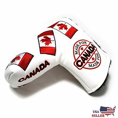 Canada Putter Cover Headcover For Scotty Cameron Taylormade Odyssey Blade
