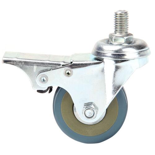 4 x 50mm rueda giratoria ruedas caster echador de los - Muebles castor ...