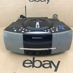 Excellent Emerson Research SmartSet AM FM Radio CD Player CKD5811 1.A3