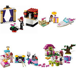 Various Lego Friends sets Alexander Heights Wanneroo Area Preview