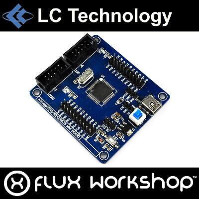 Lc Technology Atmega32 Development Board 5v Arduino-compatible Flux Workshop