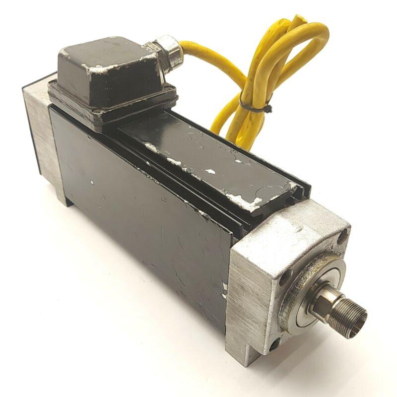 Perske KRS35.5-2 Spindle Motor, 2HP, 17,400-23,200RPM, 300-400Hz, 3Ø 220/380VAC