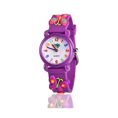 MICO Kids Waterproof Watch, 3D Lovely Cartoon Watch for Girl and Boy-The (Best Cartoons For Boys)