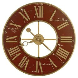 HOWARD MILLER 625-649 OVERSIZED GALLERY WALL CLOCK 32  BORIS  625649
