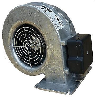 Druckgebläse WPA 120 Ofengebläse Holzvergaser Druckventilator