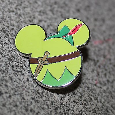 DISNEY PIN PETER PAN MICKEY MOUSE ICON MYSTERY POUCH CAPTAIN HOOK TINKER BELL