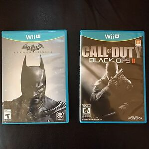 Batman: Arkham Origins + Call of Duty Black Ops 2