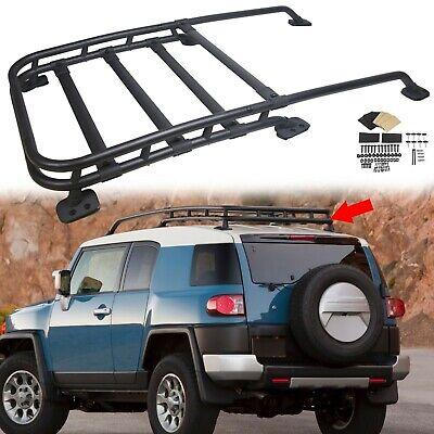 Fits 07-14 Toyota Fj Cruiser OE Style Aluminum Roof Rack Cargo Luggage -