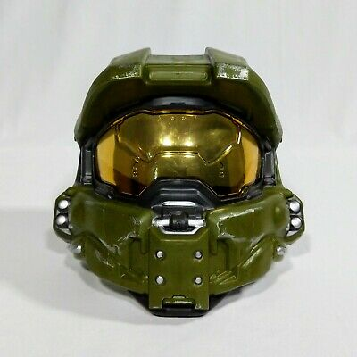 Microsoft Halo Master Chief Mask Halloween Costume Cosplay - Halo Master Chief Maske