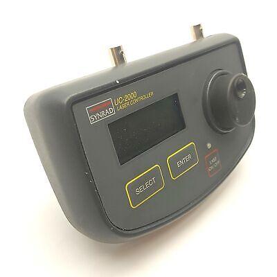 Synrad Uc-2000 Universal Laser Controller 51020khz 15-50vdc Missing Cover