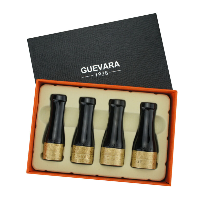 Cigar Holder Mouthpiece 4 Ring Gauge Gift Box package Gold Cigar Accessories