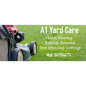 A1 Yard Care Hoppers Crossing Wyndham Area Preview