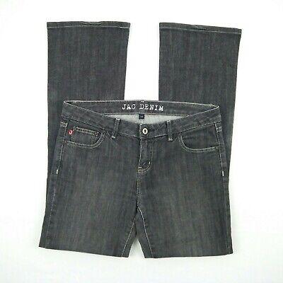 JAG - Bondi Bootcut Faded Grey Stretch Denim Jeans Women's Size 11 W31.5