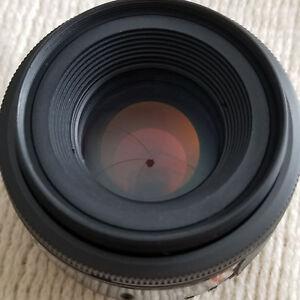 Pentax-F Full Frame lens for DSLR