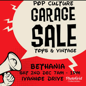Garage Sale - Collectables, toys, bric a brac