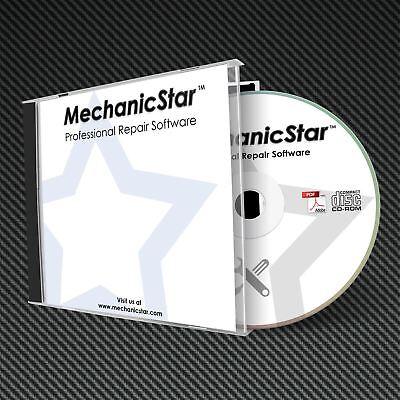 1999-2001 Isuzu/GMC NPR, NQR, W3500, W4500, W5500 Truck Service Manual CD-ROM