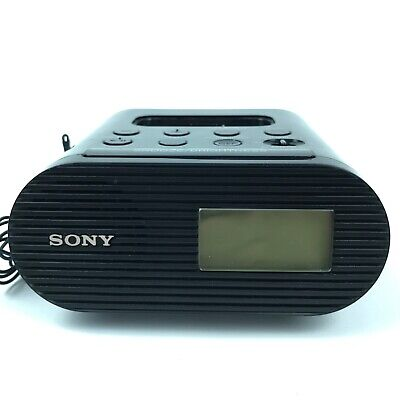 Sony ICF-C05IP 30 Pin iPhone iPod Clock Radio Alarm Speaker Dock MP3 2.J1