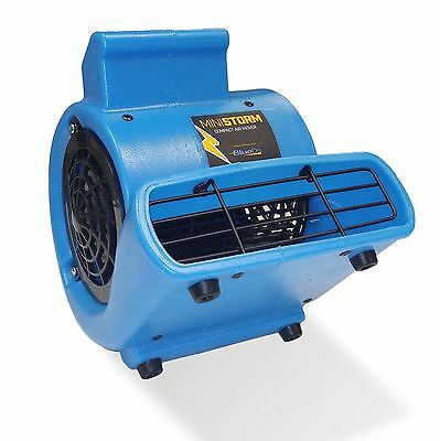 Bluedri Mini Storm Mini Air Mover Carpet Dryer Floor Blower Fan Home Janitorial