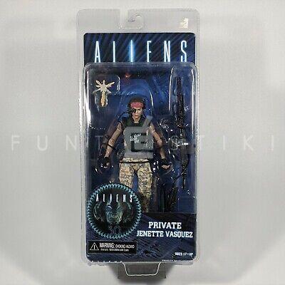NECA Aliens Private Jenette Vasquez 7