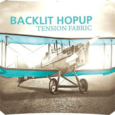 5.5 Backlit Curved Hopup Table Top Display