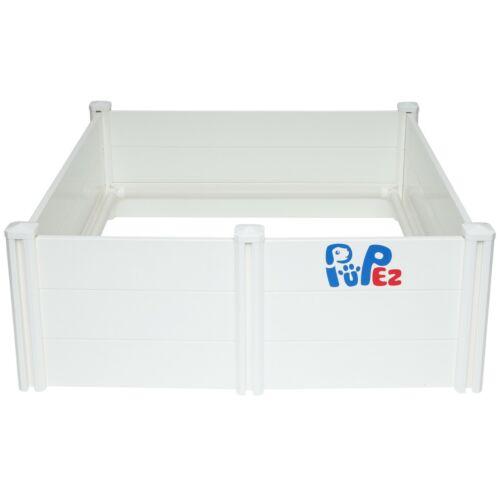 "Whelping Box for Dog Breeding + *BONUS PUPPY RAIL* | ALL BREEDS | 48""x48""x18"""