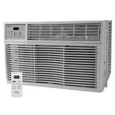 SoleusAir 8,000 BTU 10.8 EER 115V Window Mount Air Conditioner AC Unit w/ Remote