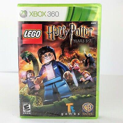LEGO Harry Potter: Years 5-7 (Microsoft Xbox 360, 2011) Sealed, Fast Shipping comprar usado  Enviando para Brazil