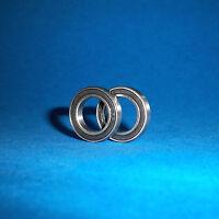 2 Cuscinetto A Sfere Ss 6902/61902 2rs/15 X 28 X 7 Mm/acciaio Inox No Ruggine -  - ebay.it