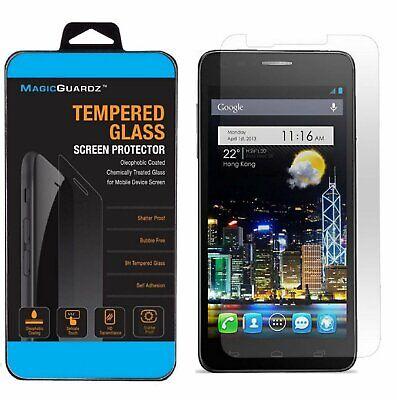 Tempered Glass Screen Protector Guard for Alcatel Dawn / Acquire / Streak Cell Phone Accessories
